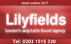 London's Latin escorts agency